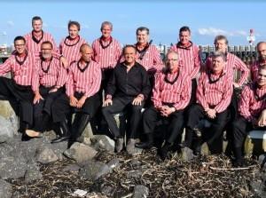 Adventsconcert Urker Mans formatie in Dirksland