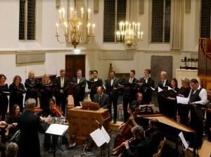 Brahms en Bennett door Kamerkoor Fiori Musicali