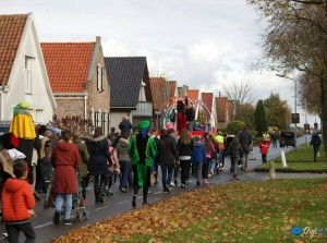 Terugblik Sinterklaasintocht in Dirksland [video]