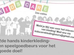 Kids Care 2e editie tbv kinderafdeling ziekenhuis