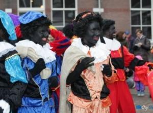Foto's en video Sinterklaasfeest in Middelharnis
