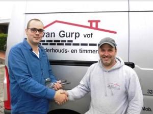 Richard van den Bos wint Superleague Van Gurp