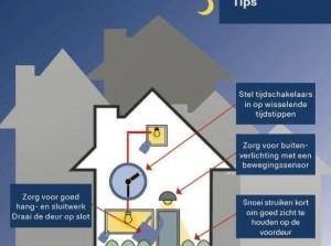 iGO Nieuws - Actueel - Inbrekers actief in de vooravond: licht zet ...