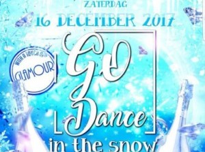 'GO Dance in the snow' voor stichting Make a wish