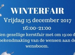 Grote gezellige Winterfair in Stellendam