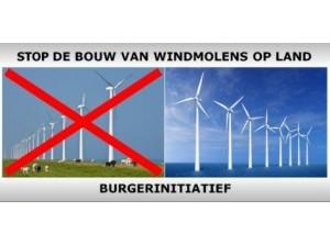 Belangenvereniging 3MO steunt burgerinitiatief tegen bouw meer windmolens