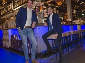 Jaco en Leendert van GO Jongerenavond organiseren: The first youth event!