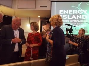 Video succesvolle vrijdag Energy Island Goeree-Overflakkee congres