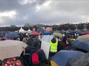 Ruim 150 inwoners van Goeree-Overflakkee naar Den Haag