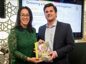 Rabobank Het Haringvliet presenteert (kook)boek Roots Seizoenen