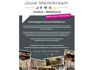Winteraanbieding: Jouw Marktkraam maakt van shoppen een beleving!