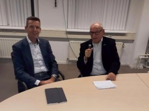 Video: gesprek RTV SloGO met wethouder over aankoop Fort Prins Frederik