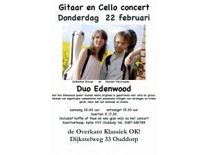 Concert voor Cello en Gitaar