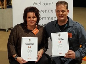 Gouden Zoover Award voor Flakkeese camping