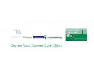 Groene Raad Goeree-Overflakkee actief op vele fronten