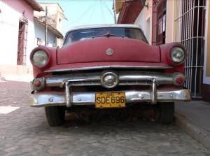 Cuba; een reis door het land van Castro