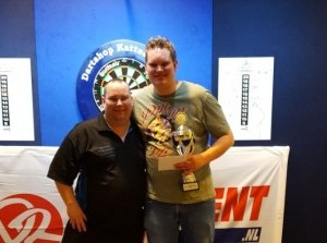 Wesley Plaisier en Sharon Prins winnen zesde editie Deltarent Open