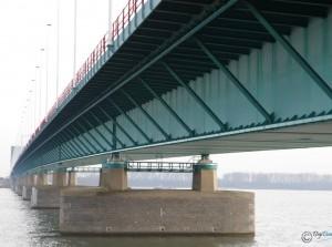 Vanaf 4 oktoberbrederelinkerrijstrokenop A29 Haringvlietbrug