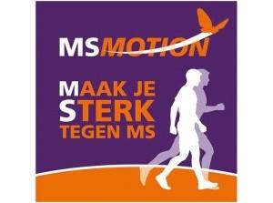 Maak je sterk tegen MS en doe mee met MS Motion Rotterdam