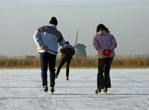 Toch nog schaatsen op Goeree-Overflakkee?