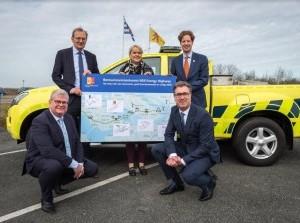 Provincies, gemeenten en Rijk maken afspraken voor de uitvoering van een duurzame en verkeersveilige N59