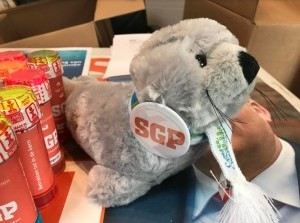 Geslaagde SGP-gezinsmiddag bij A Seal Stellendam