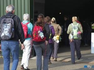 [video-update] Foto's van 7e Tulpenwandeltocht Goeree-Overflakkee