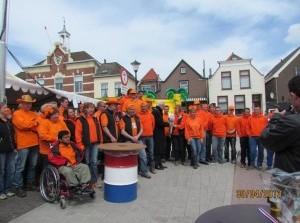 Koningsdag 2019 Oude-Tonge