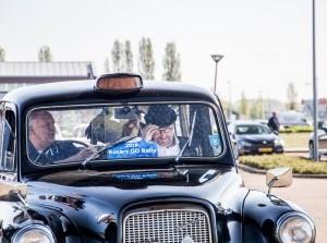 Zaterdag tweede Rotary-GO-rally, start in Middelharnis