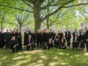 Geen dag zonder Bach- uitvoering Arte Vocale in Ouddorp