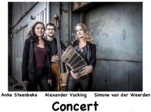 Roffa Tango Trio speelt in de Overkant, Ouddorp