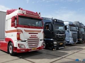 Foto's van elfde Truck Show Flakkee in Stellendam
