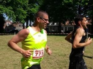 Sint Nicolaas nadert 9 minuten grens op 3000m in Utrecht