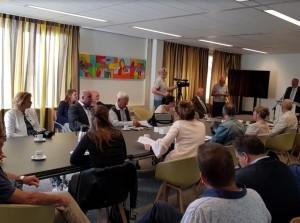 SGP, VKGO, CDA en VVD presenteren coalitieakkoord