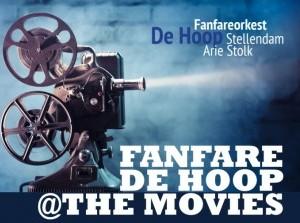 Kaartverkoop Fanfare De Hoop @ The Movies gestart