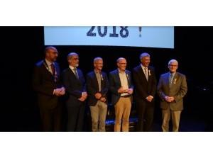 Prof. dr. F. van der Pol (Ouddorp) benoemd tot Ridder in Orde Oranje-Nassau