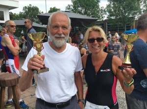 Flakkees succes op36steeditie Triathlon van Terheijden