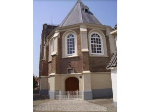 Historische Hervormde kerk te Goedereede open