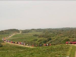 AV Flakkee organiseert 34e Bloemfontein Strandloop Ouddorp