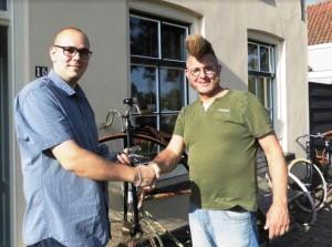 Richard van de Bos wint Grote Prijs De Kuif