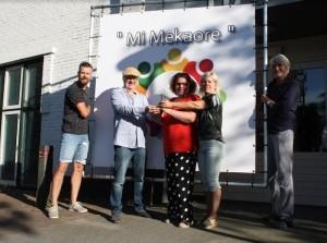 Aanmoedigingsprijs voor Mi Mekaore in Dirksland