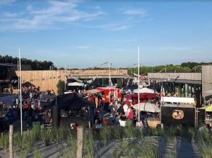 Tweede editie foodtruckfestival Smaak aan Zee Ouddorp