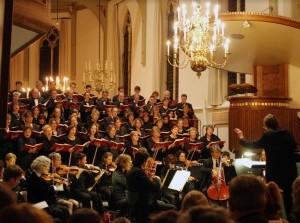 Zing mee met projectkoor: Messiah van Händel