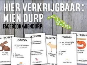 Ewoud & Iris maken nieuw Flakkees bordspel: Mien Durp