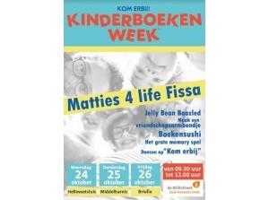 Herfstvakantie bij Bibliotheek Zuid-Hollandse Delta; Kom erbij!