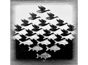 Excursie naar Escher museum met KCE
