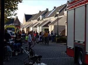 Zolderbrand Havenkom Sommelsdijk