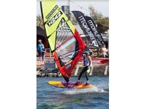 Jeugd europeeskampioenschappen Freestyle windsurfen (EFPT)
