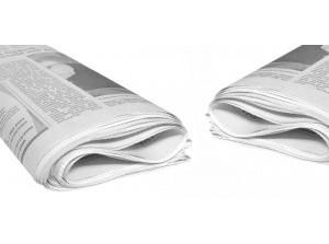 Inzameling oud papier Goeree-Overflakkee volgens normale routes