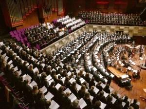 Hollands Jongerenkoor- en orkest heeft honderden leden uit heel het land